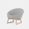 Baljestolen, grå, af Kurt Østervig 1952