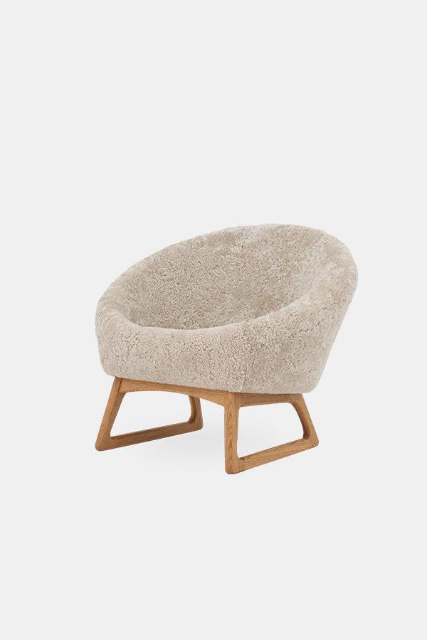 Baljestolen af Kurt Østervig - redesign