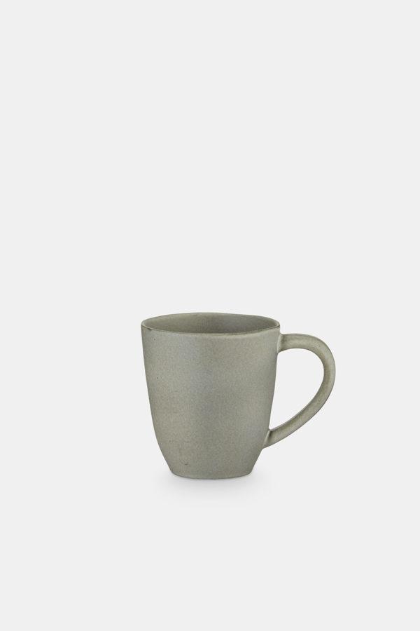 keramik kaffekrus grøn
